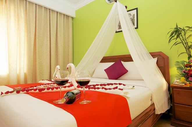 Boutique Cambo Hotel - Siem Reap - Κρεβατοκάμαρα