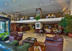 中央酒店 - 布爾沙 - 伯薩 - 大廳