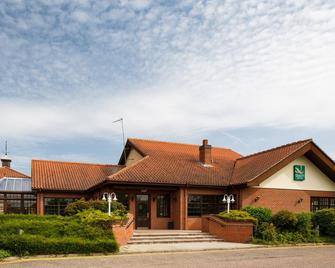 Dragonfly Hotel Colchester - Colchester - Byggnad