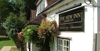 The New Inn - Kidmore End - Reading - Vista del exterior