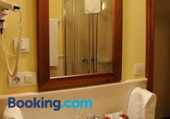 艾拉斯努涅斯酒店 - 聖地牙哥康波 - 聖地亞哥-德孔波斯特拉 - 浴室