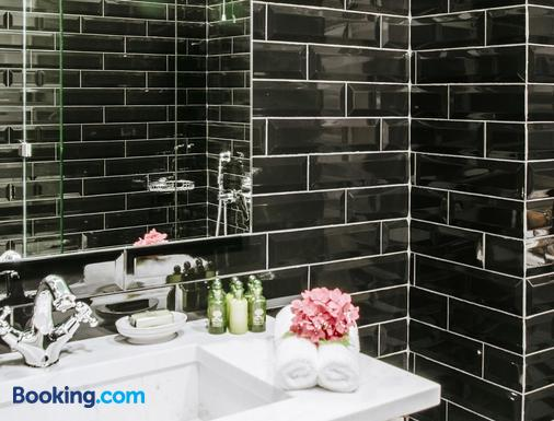 Its Kale Boutique Hotel - Ioánnina - Bathroom