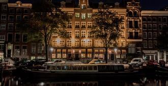 هوتل إستريا - امستردام - مبنى