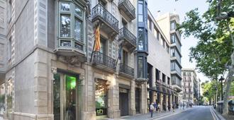 Urbany Hostel Bcn Go! - Barcelona - Gebäude