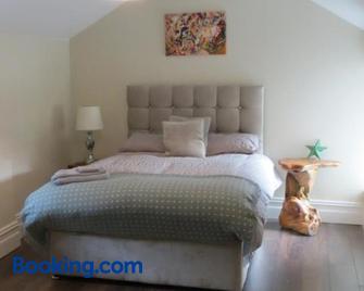 The Lodge (Belmullet Town Centre) - Belmullet - Bedroom