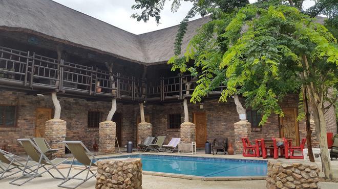 Jabula Lodge - Marloth Park - Piscine