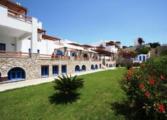 Paros Agnanti Hotel - Parikia - Bygning
