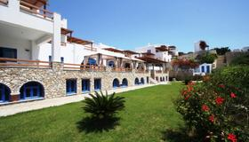 Paros Agnanti Hotel - Parikia - Building