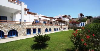 Paros Agnanti Hotel - Parikia - Gebäude