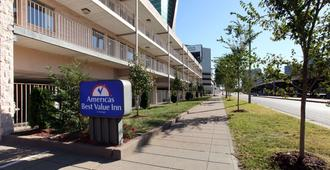 Americas Best Value Inn St. Louis Downtown - Saint Louis - Bâtiment