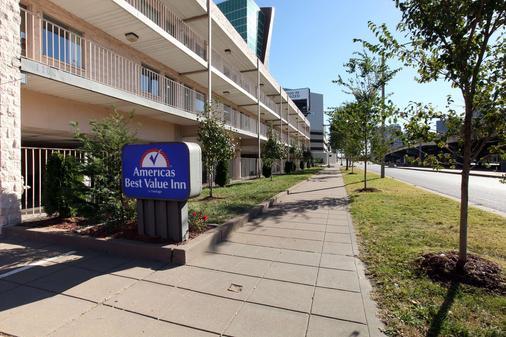 Americas Best Value Inn St. Louis Downtown - Saint Louis - Rakennus