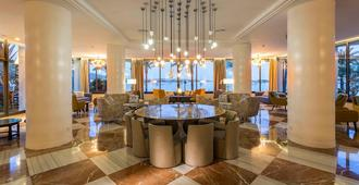 Palladium Hotel Palmyra - San Antonio de Portmany - Restaurante