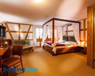 Hotel Haus im Sack - Jena - Bedroom