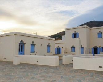 Anatoli Studios - Agios Ioannis - Gebäude