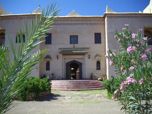 Kasbah Zitoune - Ouarzazate - Rakennus