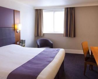 Premier Inn Luton South M1 J9 - St. Albans - Bedroom