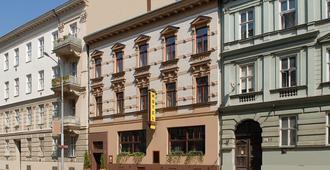 Hotel Arte - Brno - Rakennus