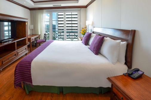 Hotel Casa Veranda - Ciudad de Guatemala - Bedroom