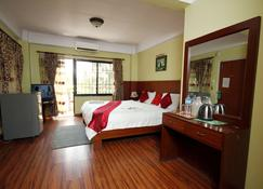 Classic Nepal Hotel - Kathmandu - Slaapkamer