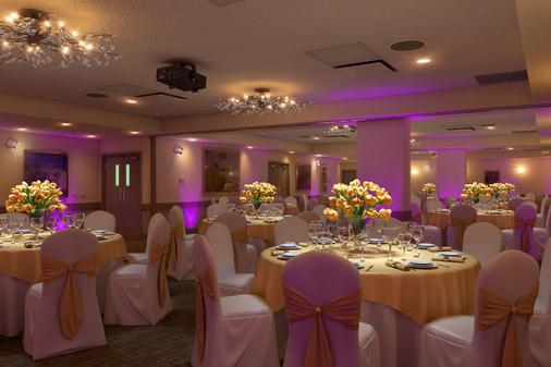 Solara Resort and Spa - Canmore - Banquet hall