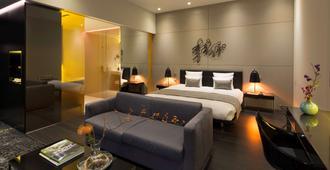 Art'otel Amsterdam - אמסטרדם - חדר שינה