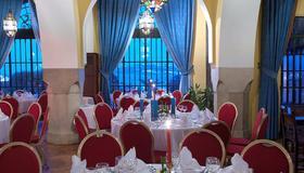 El Minzah Hotel - Tangier - Banquet hall