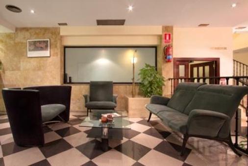 Hotel Silken Rona Dalba - Salamanca - Oleskelutila
