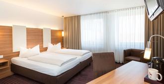 Hotel Cristal酒店 - 慕尼黑 - 臥室