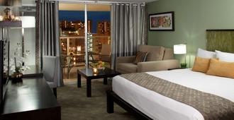 Aqua Skyline at Island Colony - Honolulu - Phòng ngủ