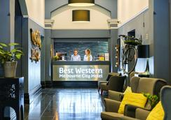 Best Western Melbourne City - Melbourne - Lobby
