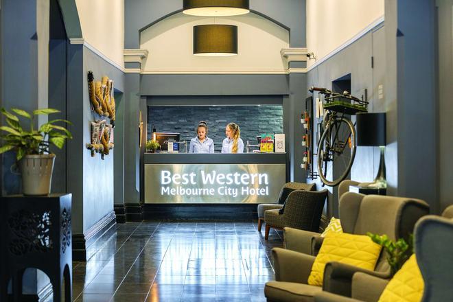 Best Western Melbourne City - Melbourne - Aula