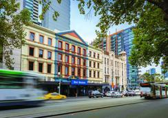 Best Western Melbourne City - Melbourne - Näkymät ulkona