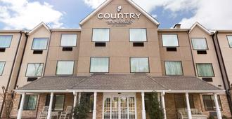 Country Inn Suites, Asheville at Asheville Outlet - Эшвилл