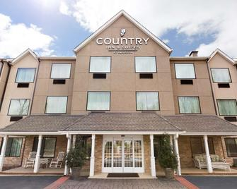 Country Inn Suites, Asheville at Asheville Outlet - Asheville - Κτίριο