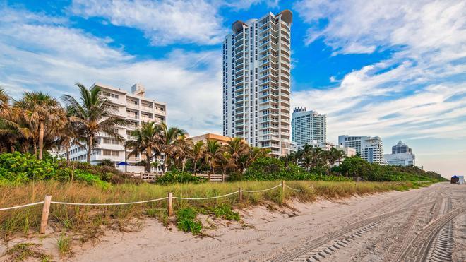 Best Western Plus Atlantic Beach Resort - Майами-Бич - Здание