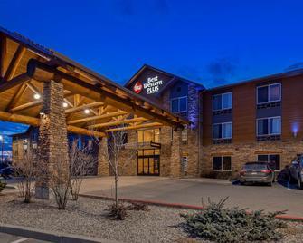 Best Western Plus Ponderay Mountain Lodge - Ponderay - Building
