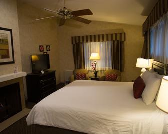 Rosedale Inn - Pacific Grove - Bedroom