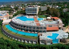 Panorama Hotel - Galatás - Edifici