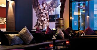 Leonardo Royal Hotel Munich - מינכן - טרקלין