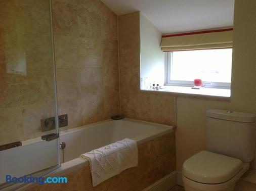 馬車房旅館 - 懷河畔羅斯 - 瓦伊河畔羅斯 - 浴室