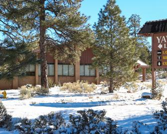 Yavapai Lodge - Inside the Park - Grand Canyon Village - Outdoors view