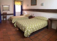 Hotel Posada Don Ramon - Zacatlán - ห้องนอน