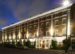 Durrants Hotel - London - Byggnad