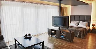 Apartman Istanbul - איסטנבול - חדר שינה