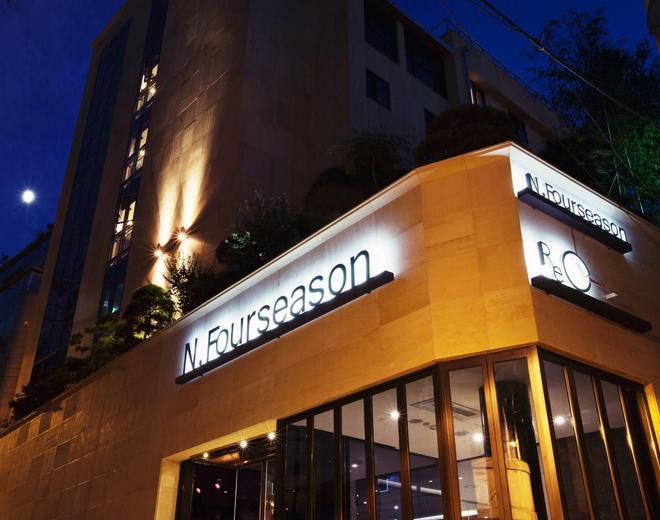 N Fourseason Seoul Hotel - Seoul - Building