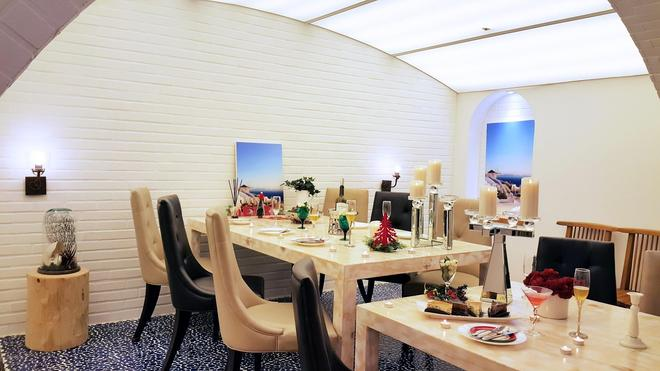 N Fourseason Seoul Hotel - Seoul - Dining room