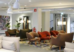 Best Western Plus Sthlm Bromma - Stockholm - Lounge