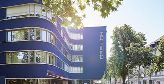 Greulich Design & Lifestyle Hotel - Zúrich - Edificio