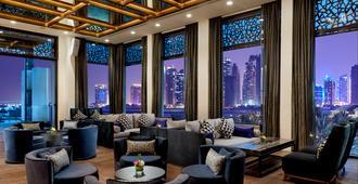 Intercontinental Doha - Doha - Oleskelutila