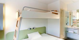 Ibis Budget Toulon Centre - Toulon - Slaapkamer